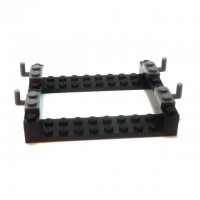 Brick KIT Black TENT Frame