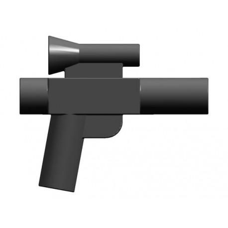 BrickKIT - Blaster small Gunmetal