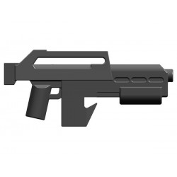 BrickKIT - M41A Pulse Rifle Gunmetal