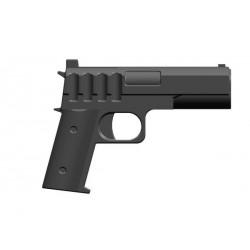 BrickKIT - Colt 45 Gunmetal