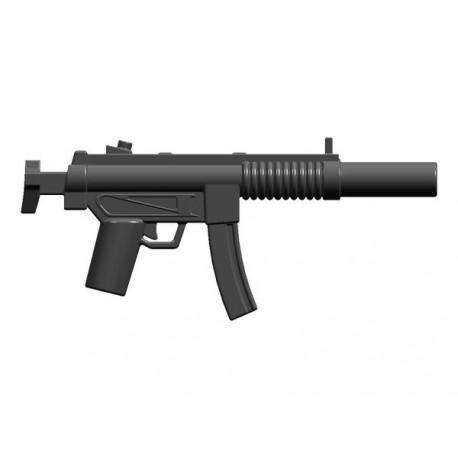 BrickKIT - MP5 SD Gunmetal
