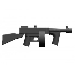 BrickKIT - Tommy Gun M1928 Gunmetal
