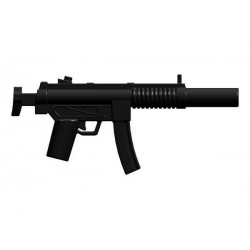 BrickKIT - MP5 SD Black