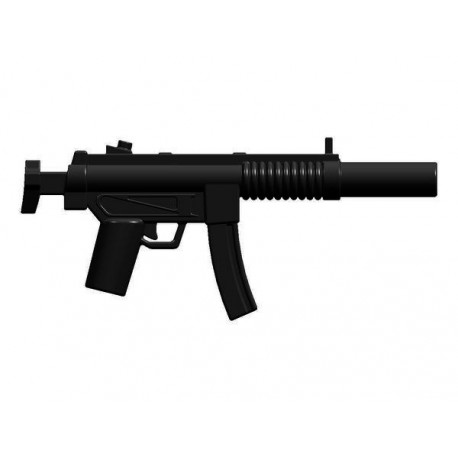 BrickKIT - MP5 SD Black