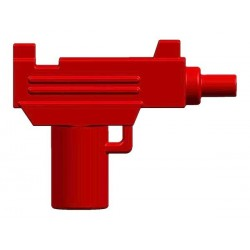 BrickKIT - Micro Uzi Red