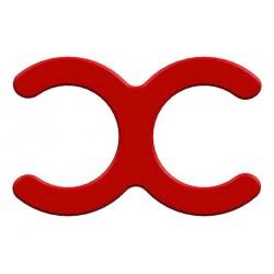 BrickKIT - Clip Red