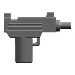BrickKIT - Micro Uzi Dark Bluish Gray