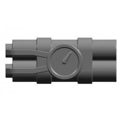 BrickKIT - Time Bomb Dark Bluish Gray