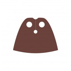 Brick KIT Cape Short Reddish Brown
