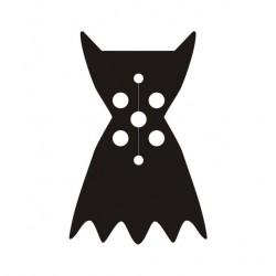 Brick KIT Pelerynka Vampire Style Black