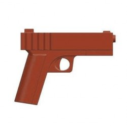 BrickKIT - Glock 17 Light R. Brown
