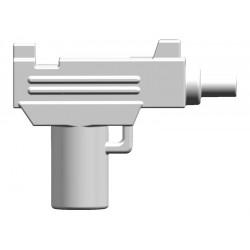 BrickKIT - Micro Uzi White