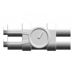 BrickKIT - Time Bomb White