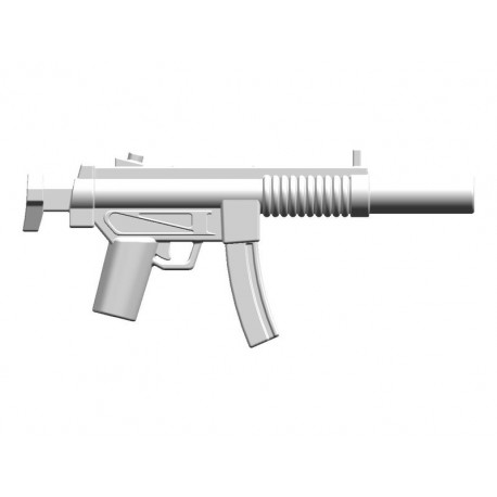 BrickKIT - MP5 SD White