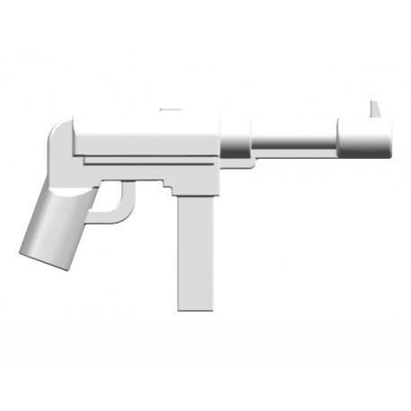 BrickKIT - MP40 White