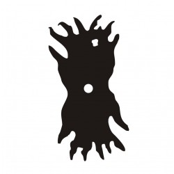 Brick KIT Pelerynka Dementor Style Black