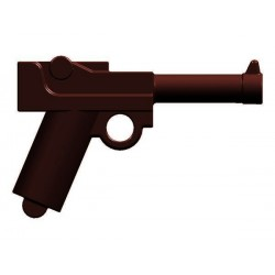 BrickKIT - Parabelum P08 Luger Brown