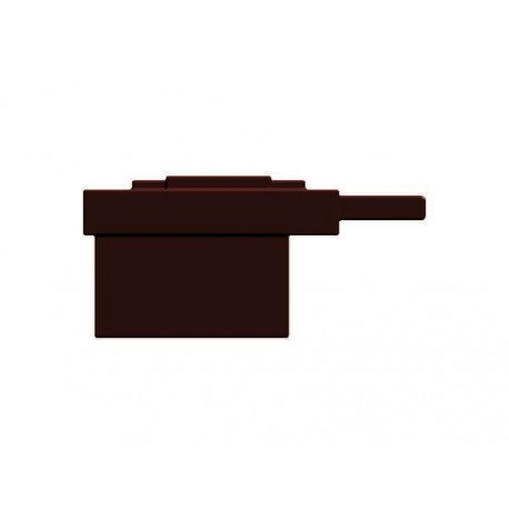 BrickKIT - AmmoBOX Brown