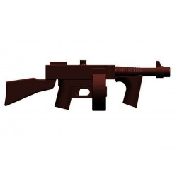 BrickKIT - Tommy Gun M1928 Brown
