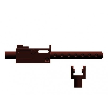 BrickKIT - Browning M1919 Brown