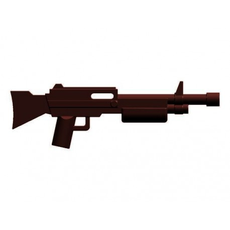 BrickKIT - M249 LMG Brown