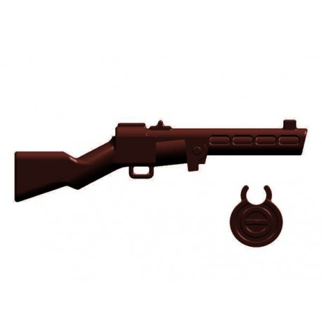 BrickKIT - PPSh Brown