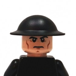 BrickKIT - Mark I Helmet Black