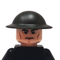 BrickKIT - Mark I Helmet Gunmetal
