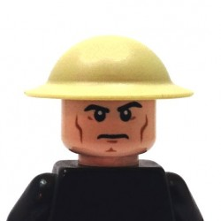 BrickKIT - Mark I Helmet Tan