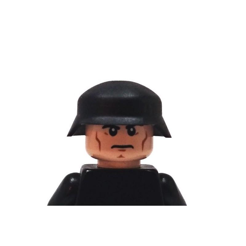 BrickKIT - German Helmet Black