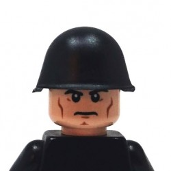 BrickKIT - German Helmet Black