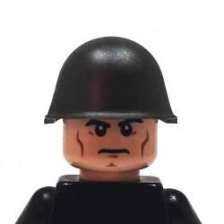 BrickKIT - Soviet Helmet Gunmetal