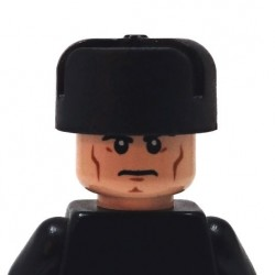 BrickKIT - Soviet Hat Black