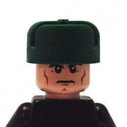 BrickKIT - Soviet Hat Dark Green