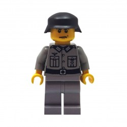 "Custom Minifig - German Wehrmacht Soldier ""Walter"""