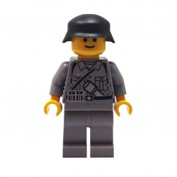 "Custom Minifig - German Wehrmacht Soldier ""Erich"""