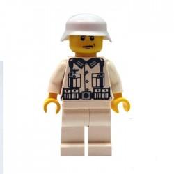 """Figurka Custom - Żołnierz Niemiecki (Zimowy) """"Thomas"""""""