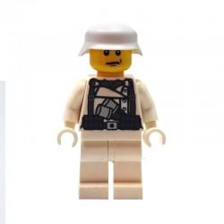 """Figurka Custom - Żołnierz Niemiecki (Zimowy) """"Werner"""""""
