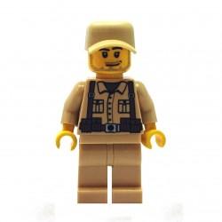 Figurka Custom - Żołnierz Amerykański