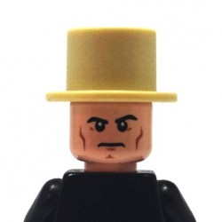 BrickKIT - Lincoln Hat Tan