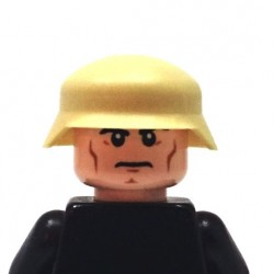 BrickKIT - German Helmet Tan