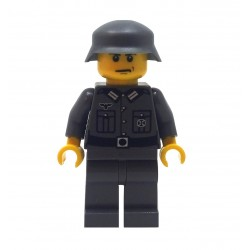 "Custom Minifig - German Wehrmacht Soldier ""Ewald"""