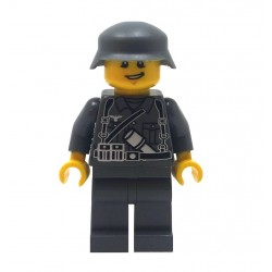 "Custom Minifig - German Wehrmacht Soldier ""Franz"""