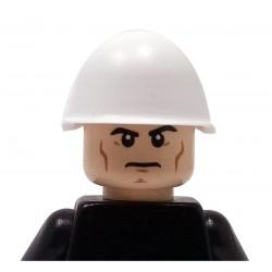BrickKIT - Soviet Helmet White