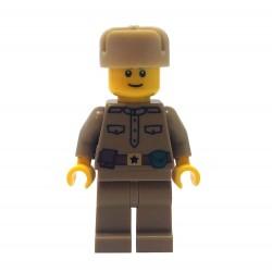 Custom Minifig - Soviet Soldier